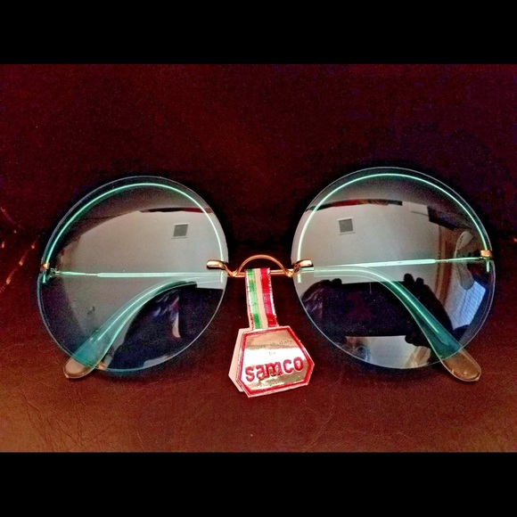 6368685649d5 Fabulous Vintage 1960 s Samco of Italy Sunglasses. NWT